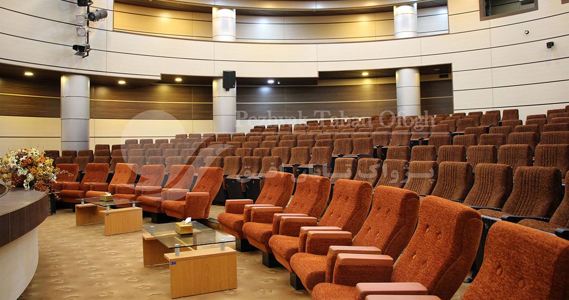 سالن اجتماعات - نمای مدعوین
